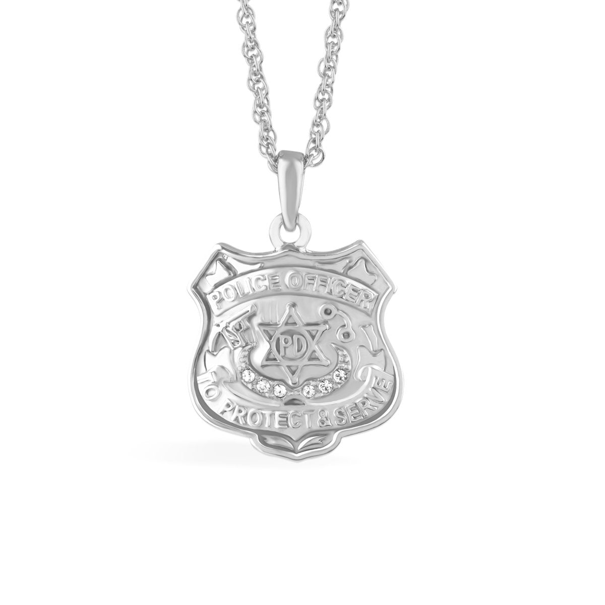 Police Officer Pendant