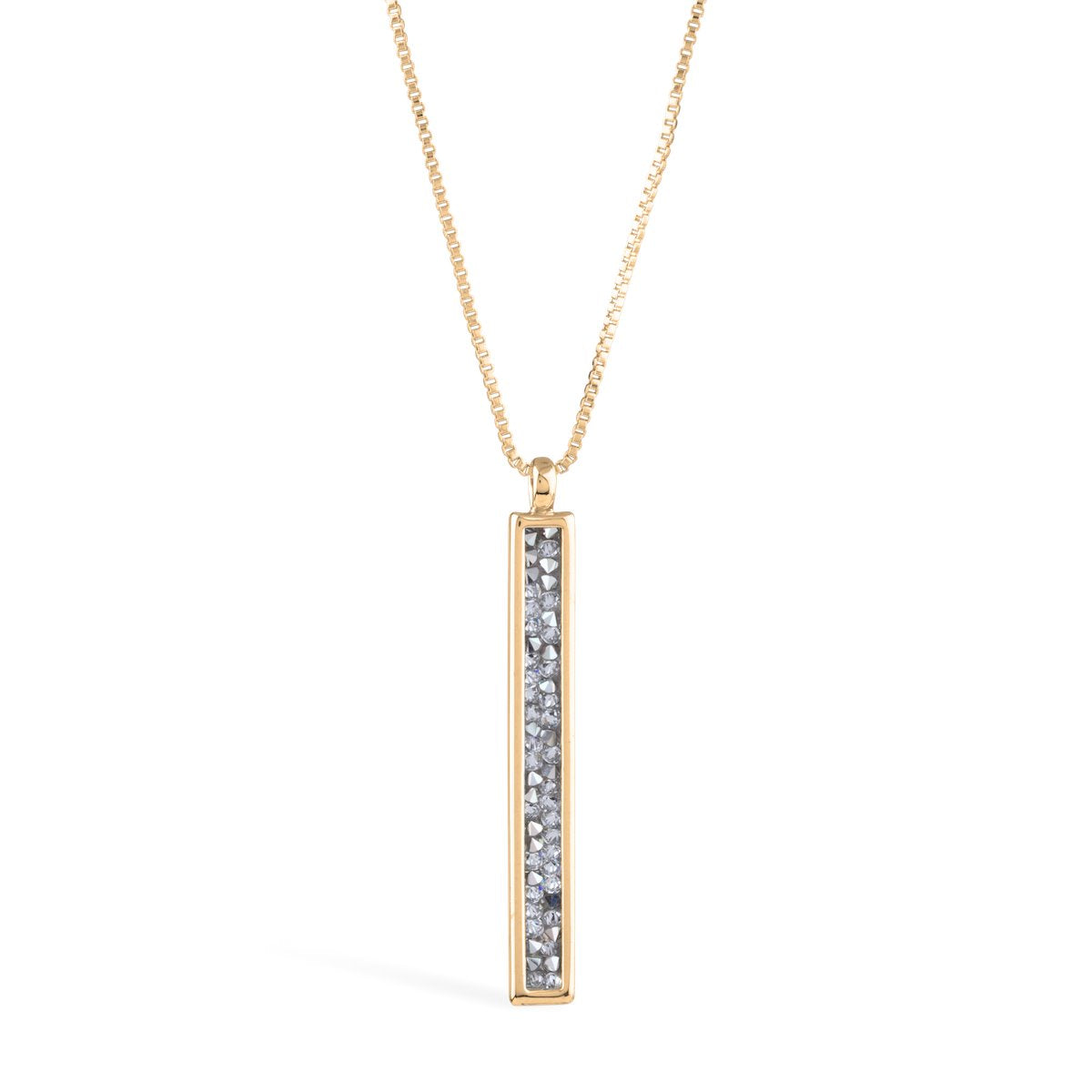 Pyxis Necklace forevercrystals Gold