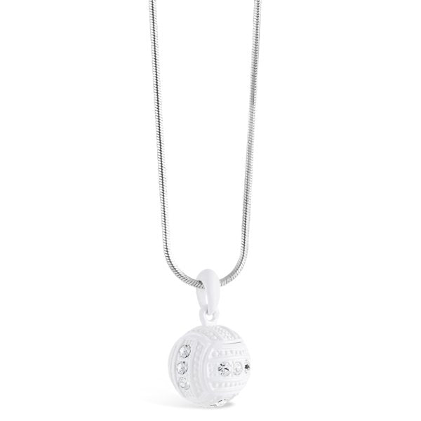 Volleyball Pendant PENDANT - FOREVER - VOIAGE PRO HOB - CRYSTAL forevercrystals
