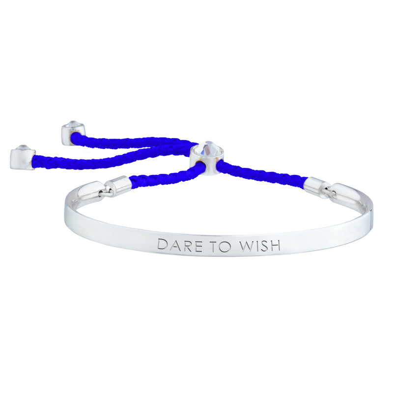 DARE TO WISH – Words of Empowerment Bracelet