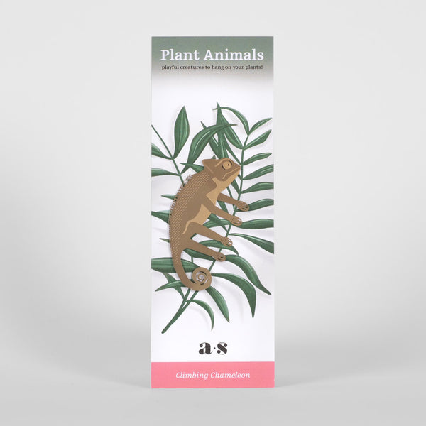 hanging plant animals from Another Studio for your favourite indoor plants at home