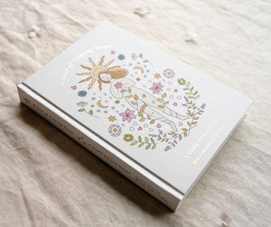 (Seconds Sale) 'A Year of Coming Home' Guided Self-Love Journal