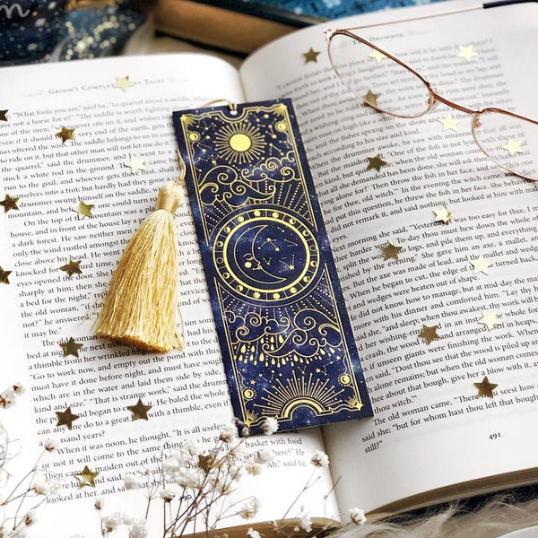 La Lune Bookmark