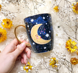 Love by the Moon Mug