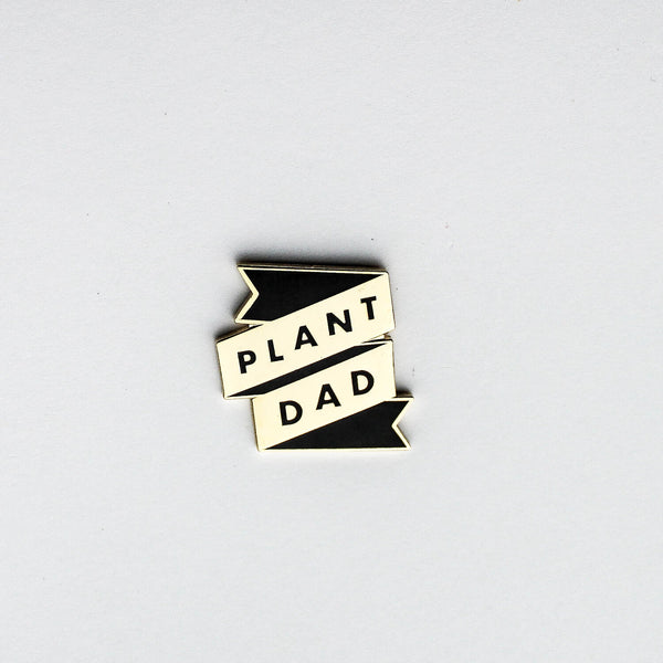 (Seconds Sale) Plant Dad Badge