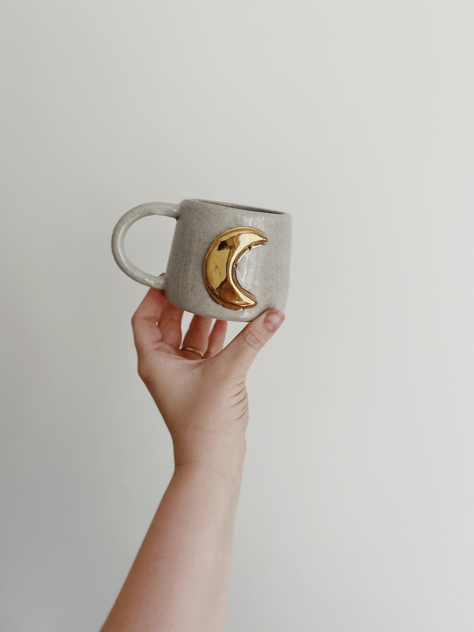 (Seconds Sale) Super Moon Mug