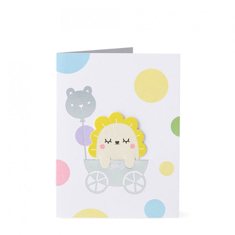 Bookmark Card - New Baby