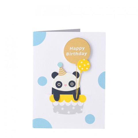 Bookmark Card Happy Birthday