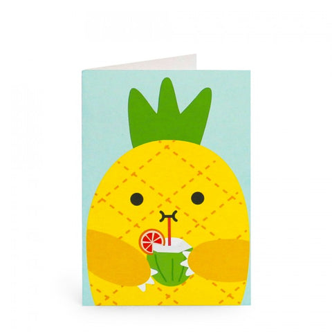 Riceananas Greeting Card