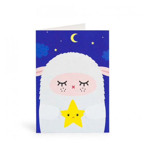 Ricemere Greeting Card