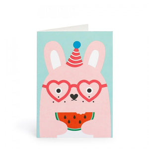 Ricebonbon Greeting Card