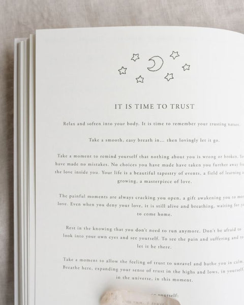 (PRE-ORDER) 'A Year of Coming Home' Guided Self-Love Journal