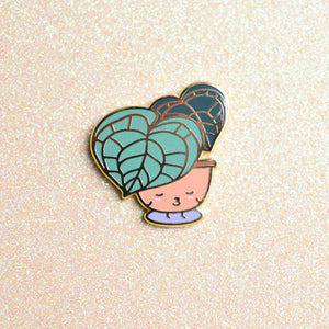 Anthurium Hard Enamel Pin