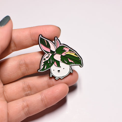 Pink Princess Soft Enamel Pin