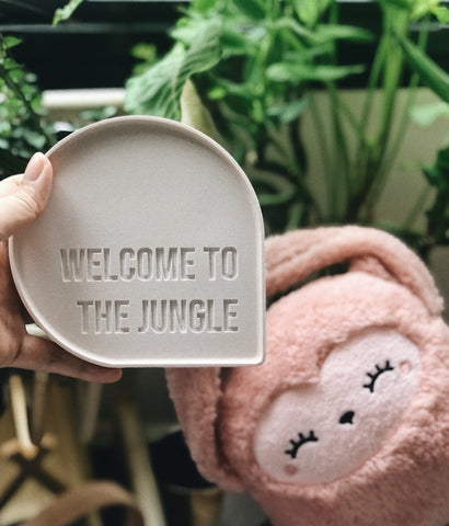 Bubble Quote - Welcome to the jungle