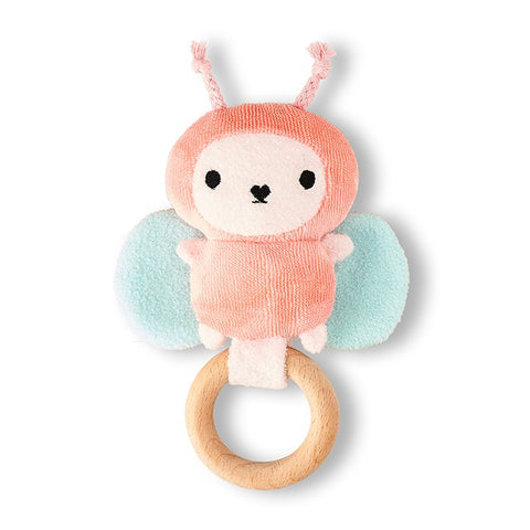 Ricebutter Baby Ring Rattle