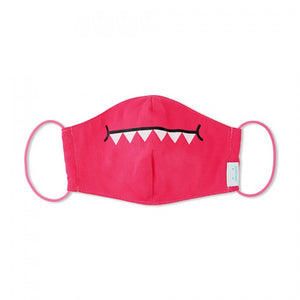 Miss Dino Face Mask - Pink Dinosaur