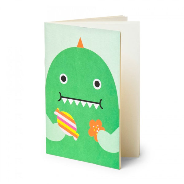 Dino Pocket Notebook