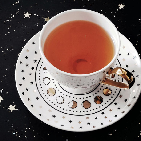 Stay Wild Moon Child Teacup & Saucer