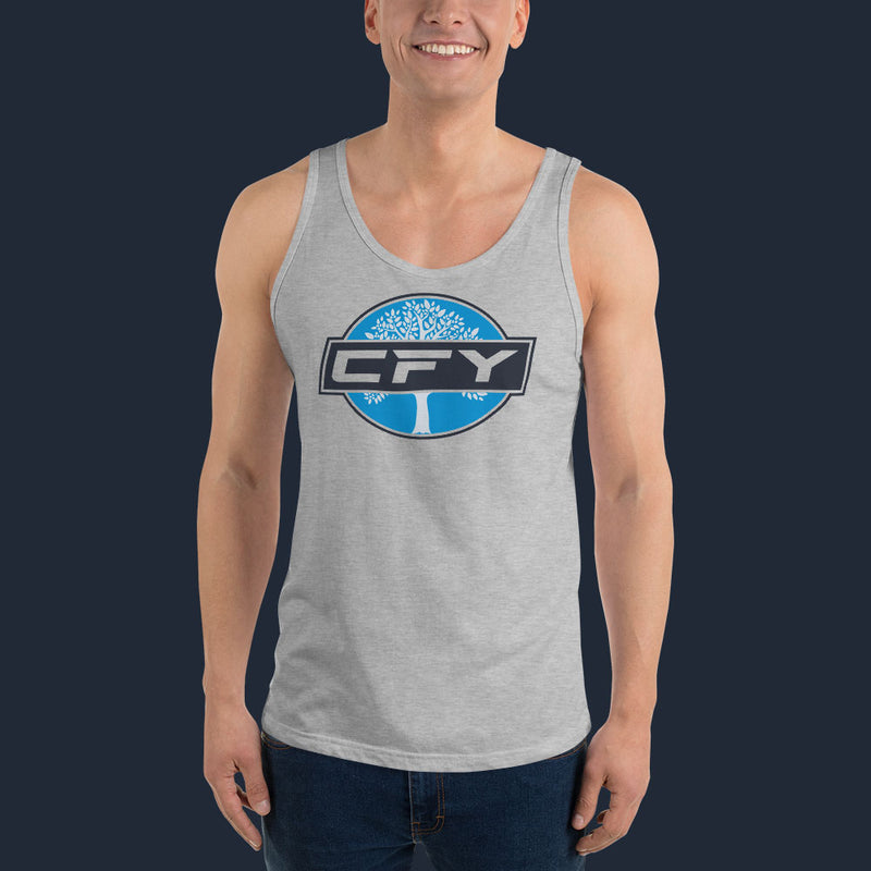 CFY Special Men's Tank Top - AthleticHeather