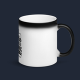 Coffee Makes Everything Possible Magic Customized Coffee Mug