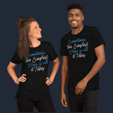 The Simplest Stepsm Unisex Gym T-Shirt for Men