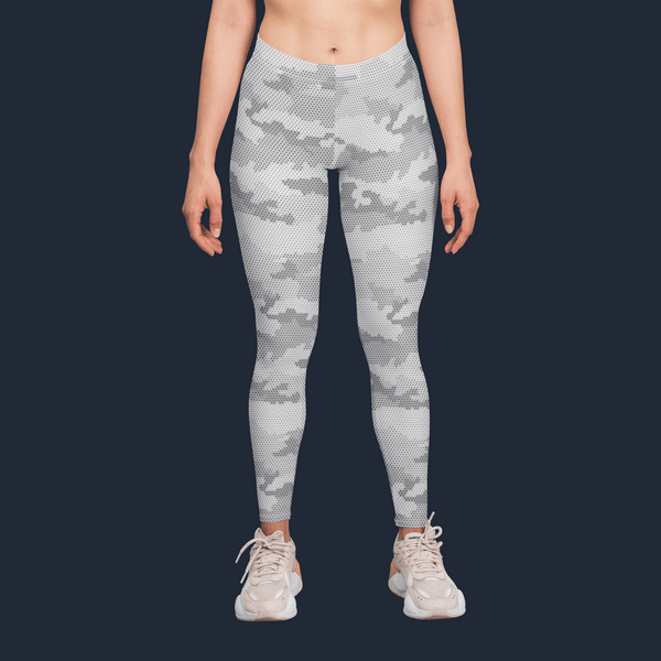 Urban Camouflage Yoga Pants