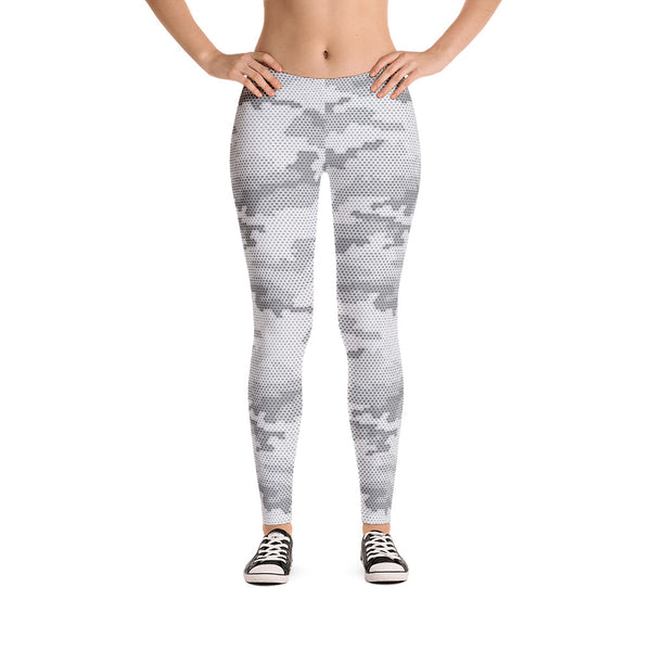 Urban Camouflage Hot Yoga Pants