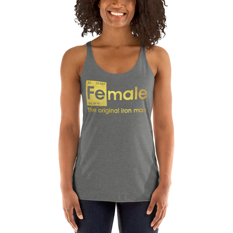 Fe-male the original Iron Man Tanktop Workout