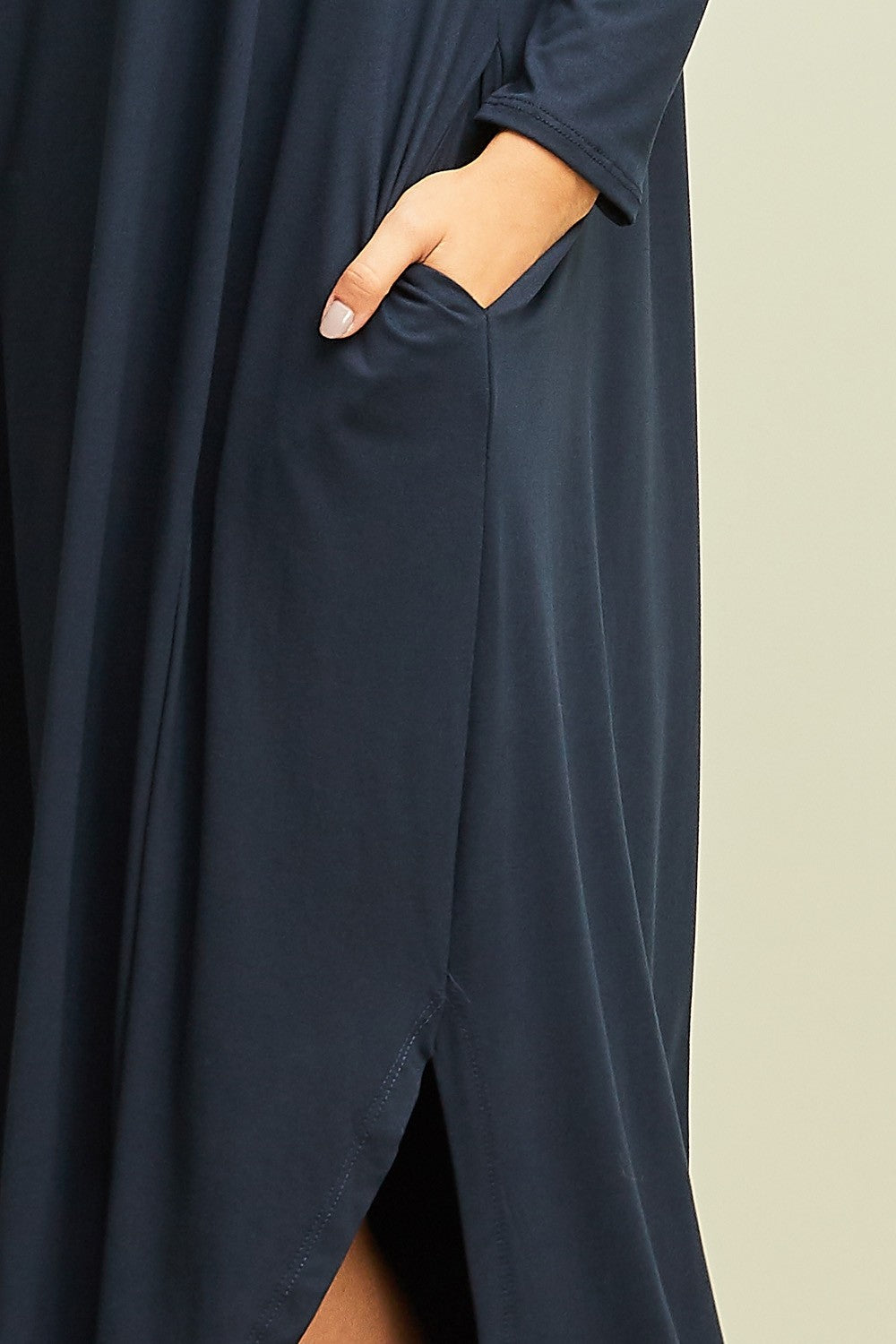 Take The Day Away Maxi Dress