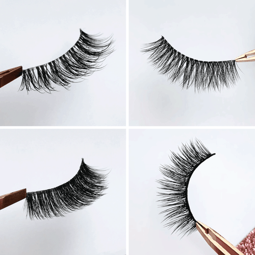 Pom Pom Springs Faux Mink Eyelash Collection