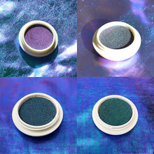 Load image into Gallery viewer, Mercury Multichrome Eyeshadow 4 ways - Wandering Star Collection