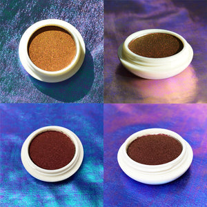 Mars Multichrome Eyeshadow 4 ways - Wandering Star Collection