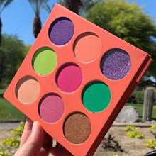 Load image into Gallery viewer, Pom Pom Springs Eyeshadow Palette