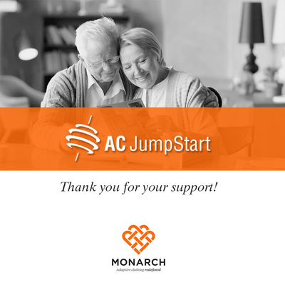 Monarch is an Ontario Centre of Excellence Jumpstart Grant Recipient