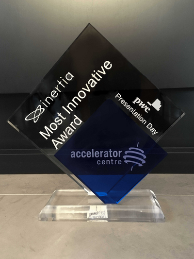 Monarch is Waterloo Accelerator Center's Most Innovative Award Winner