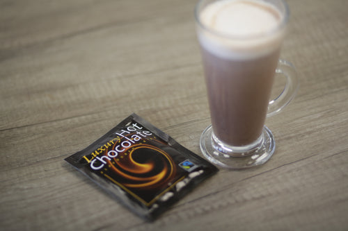Fairtrade Hot Chocolate Sachets 25g