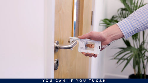 TuCan Door Opener. PPE Supplies