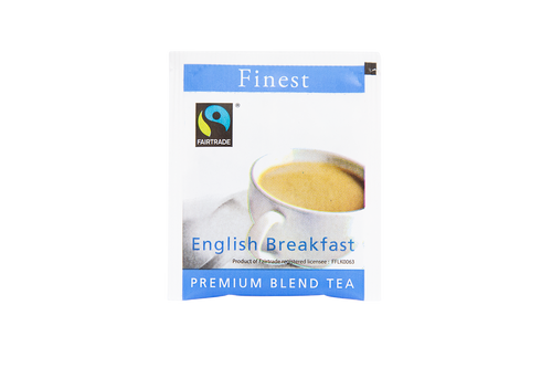Fairtrade Finest Tea Bags 2g