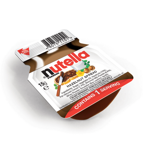 Nutella Portions 15g