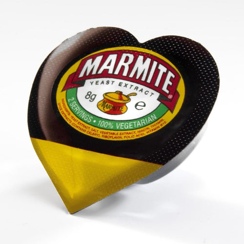 Marmite Portions 8g