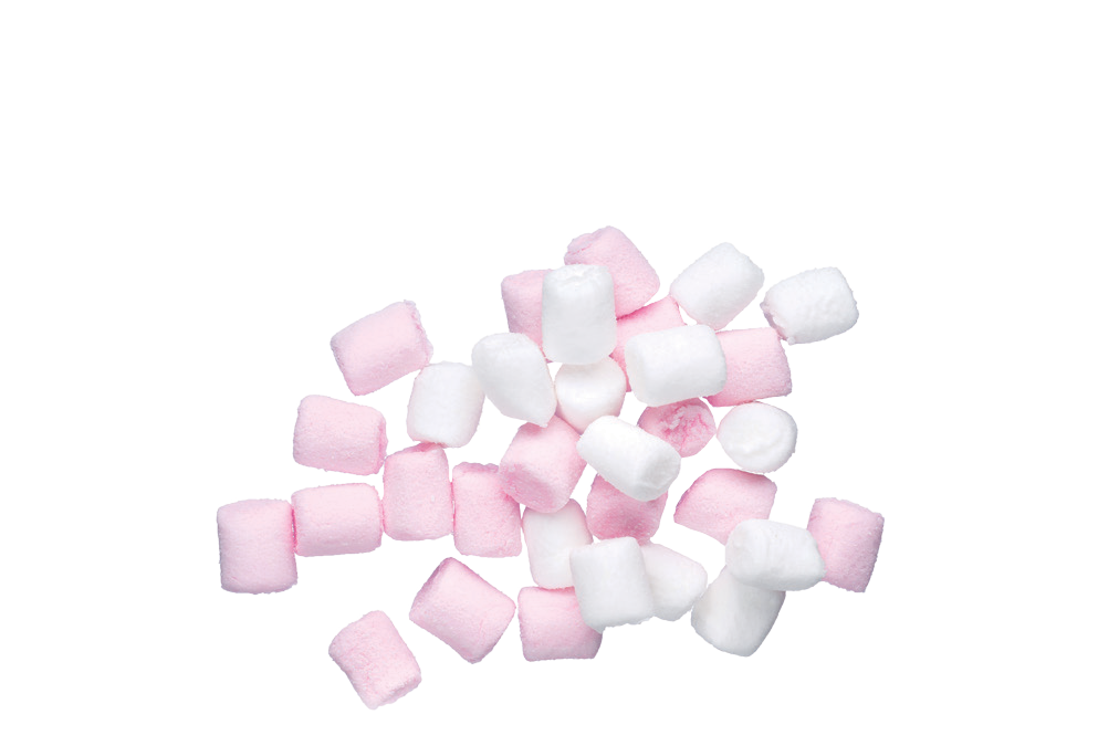 Mini Mallows - Coloured 1kg