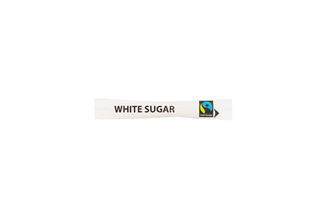 Fairtrade Sugar Sticks 3g
