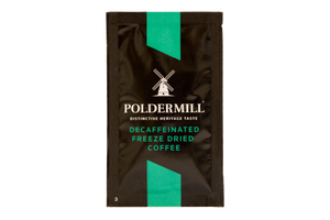 Poldermill Decaffeinated Coffee Sachet 1.4g