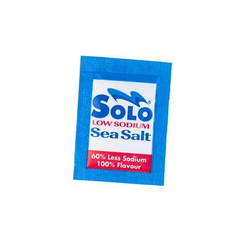 Solo Sea Salt Sachets 0.7g