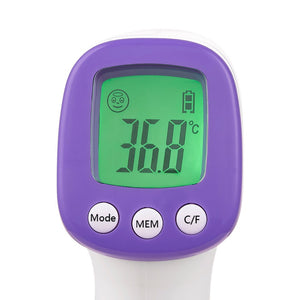 Digital Infrared Thermometer. PPE Supplies