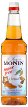 Load image into Gallery viewer, Monin Syrups Sugar Free 1ltr