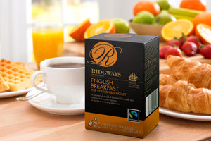 Ridgways Of London (Tagged & Enveloped) 40g