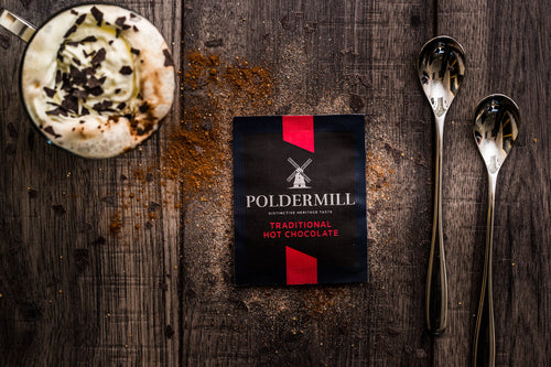Poldermill Traditional Hot Chocolate Sachets 23g