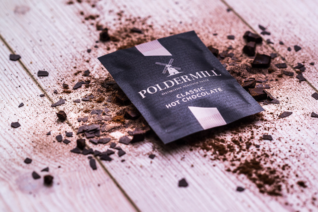 Poldermill Classic Hot Chocolate Sachet 23g